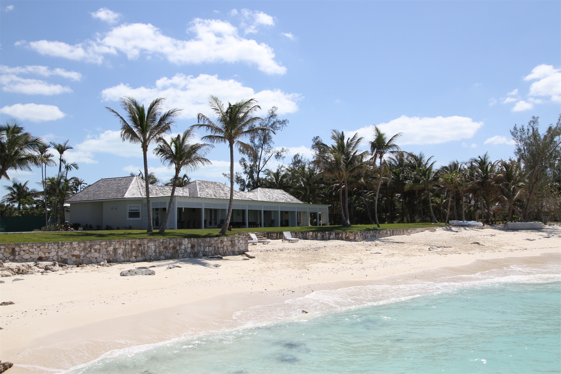 Property for Sale at Beachfront Estate In Lyford Cay, Bahamas Lyford Cay, Nassau And Paradise Island Bahamas
