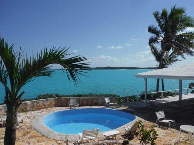Single Family Homes por un Venta en Hoopers Bay, Exuma Bahamas