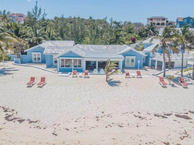 Single Family Homes for Sale at Love Beach, Nassau And Paradise Island Bahamas
