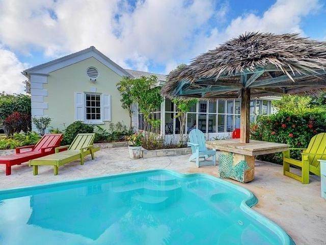 Single Family Homes for Sale at Rock Sound, Eleuthera Bahamas