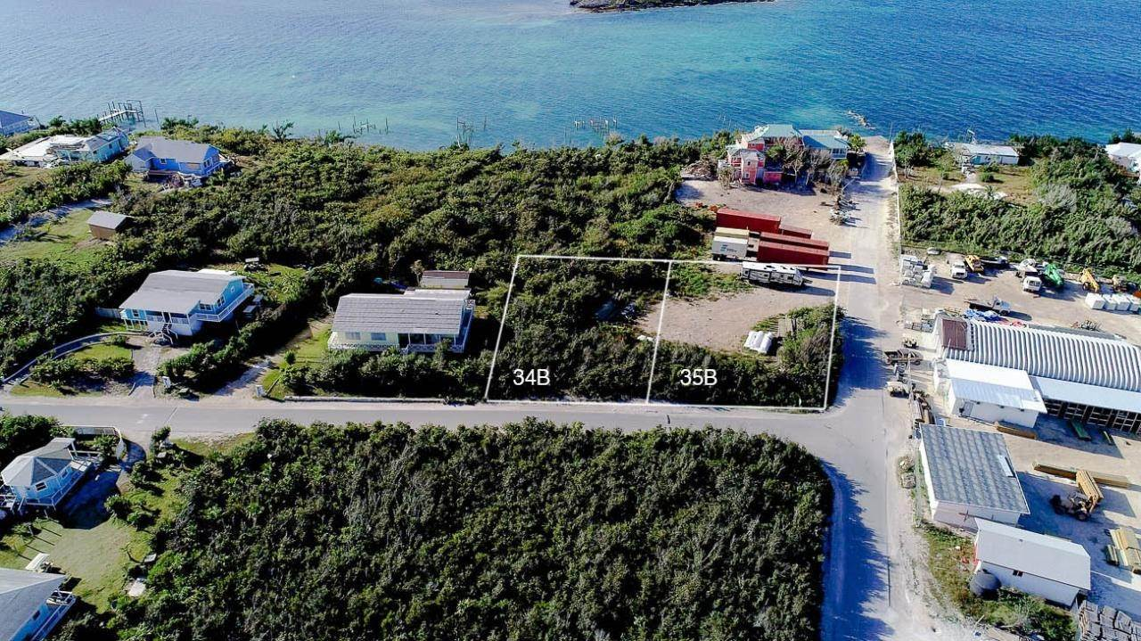 Land for Sale at Dolphin Beach Estates, Guana Cay, Abaco Bahamas