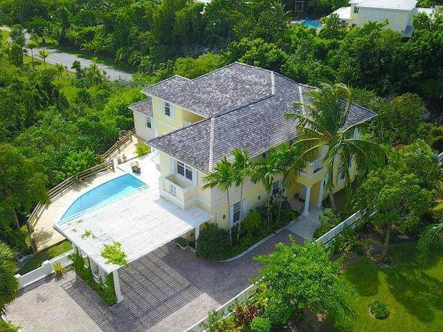 Single Family Homes for Rent at Lyford Cay, Nassau And Paradise Island Bahamas
