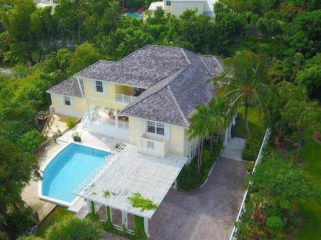 2. Single Family Homes for Rent at Lyford Cay, Nassau And Paradise Island Bahamas