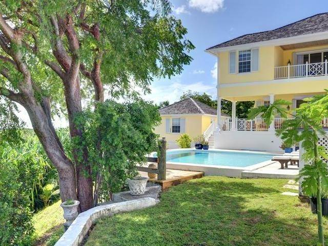 31. Single Family Homes for Rent at Lyford Cay, Nassau And Paradise Island Bahamas