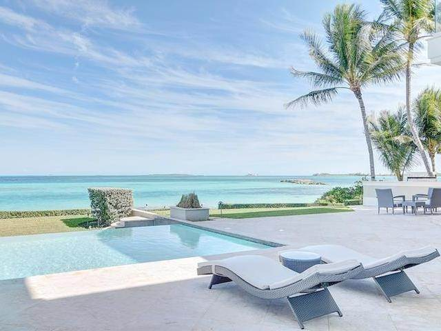 25. Single Family Homes for Rent at Ocean Club Estates, Paradise Island, Nassau And Paradise Island Bahamas