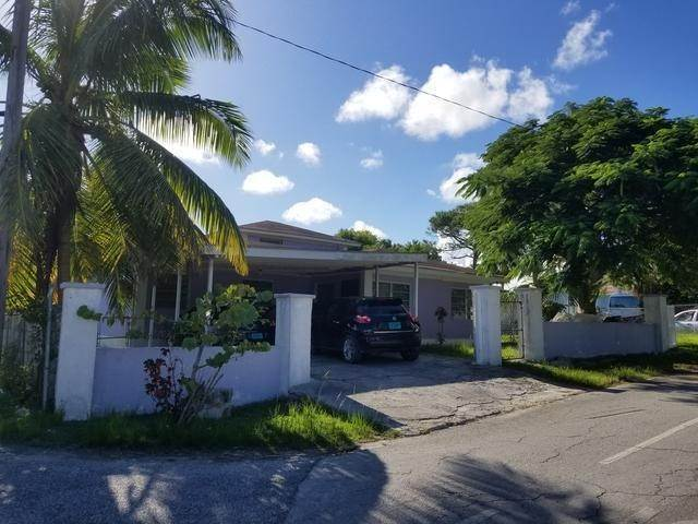 Single Family Homes for Sale at Millars Heights, Nassau And Paradise Island Bahamas