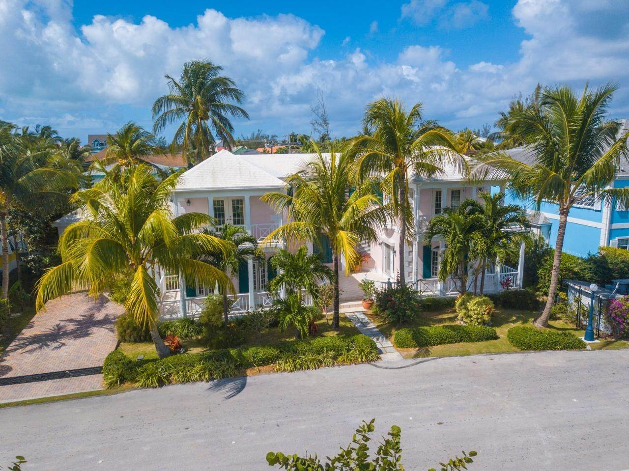 27. Single Family Homes for Rent at Sandyport, Cable Beach, Nassau And Paradise Island Bahamas