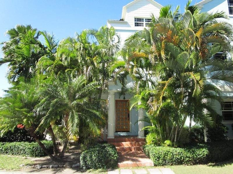Single Family Homes for Rent at Sandyport, Cable Beach, Nassau And Paradise Island Bahamas