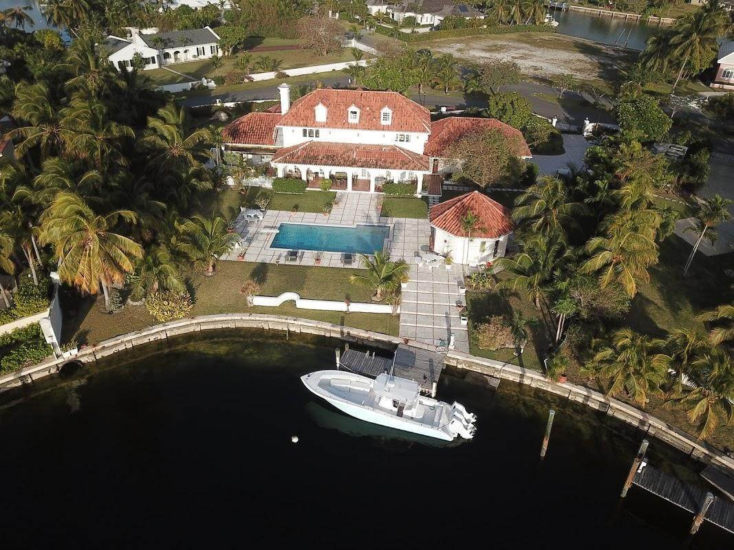 2. Single Family Homes for Sale at Lyford Cay, Nassau And Paradise Island Bahamas