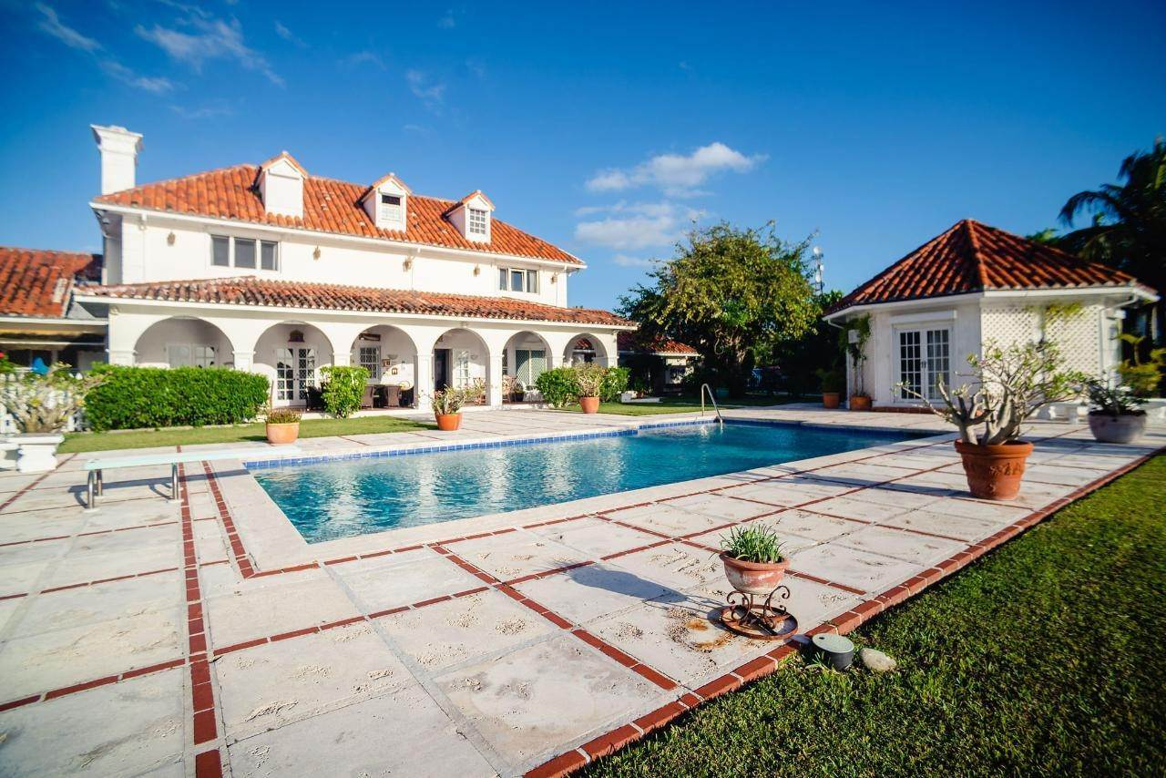 28. Single Family Homes for Sale at Lyford Cay, Nassau And Paradise Island Bahamas