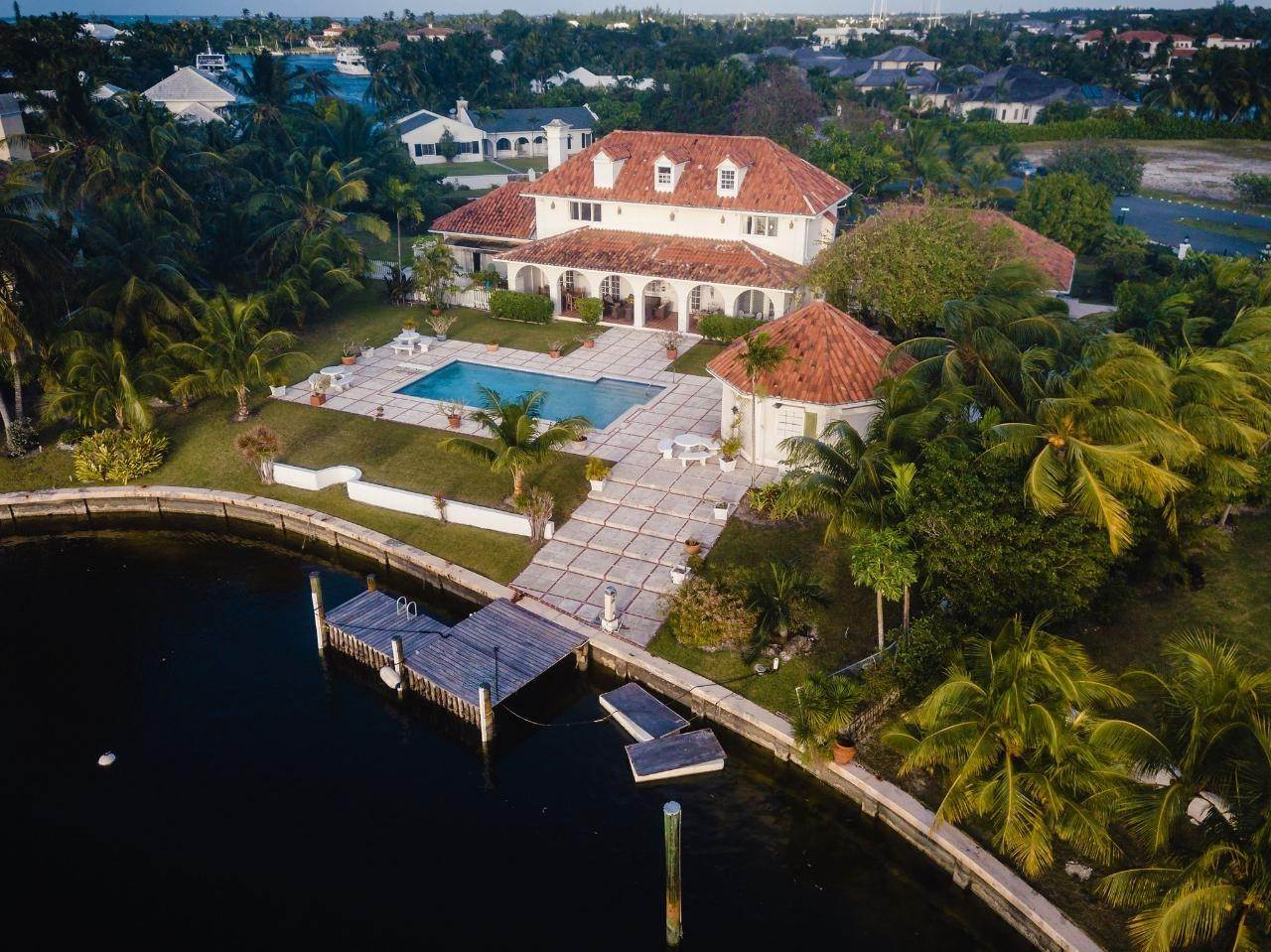 33. Single Family Homes for Sale at Lyford Cay, Nassau And Paradise Island Bahamas