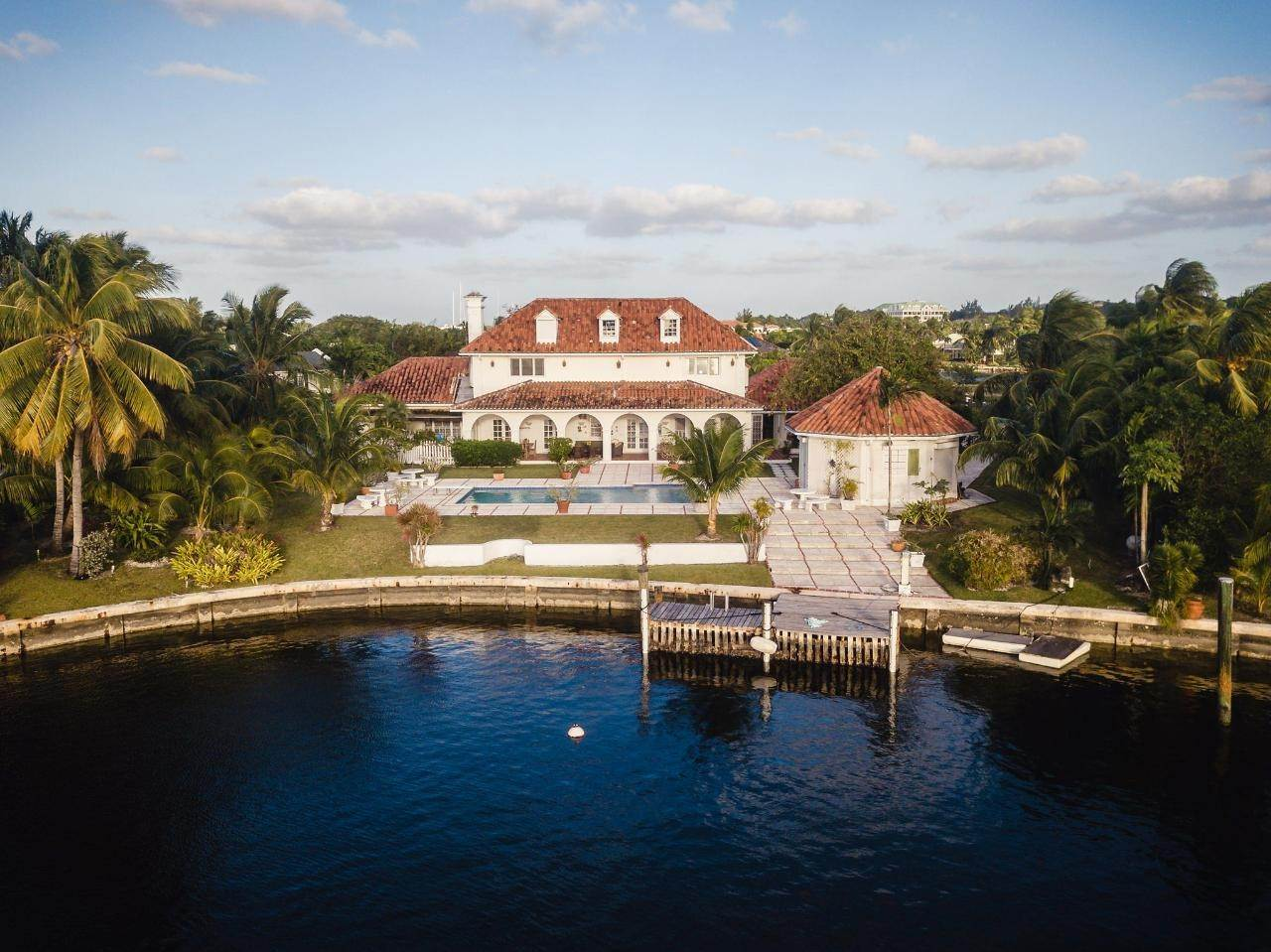 4. Single Family Homes for Sale at Lyford Cay, Nassau And Paradise Island Bahamas