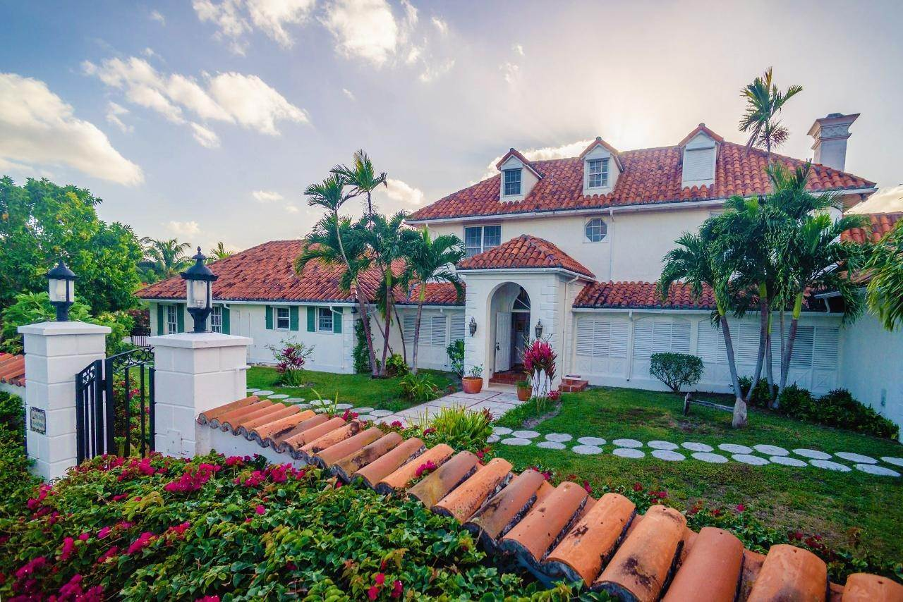 5. Single Family Homes for Sale at Lyford Cay, Nassau And Paradise Island Bahamas