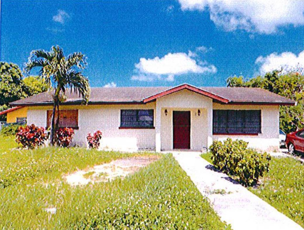 Single Family Homes por un Venta en Bernard Road, Nueva Providencia / Nassau Bahamas