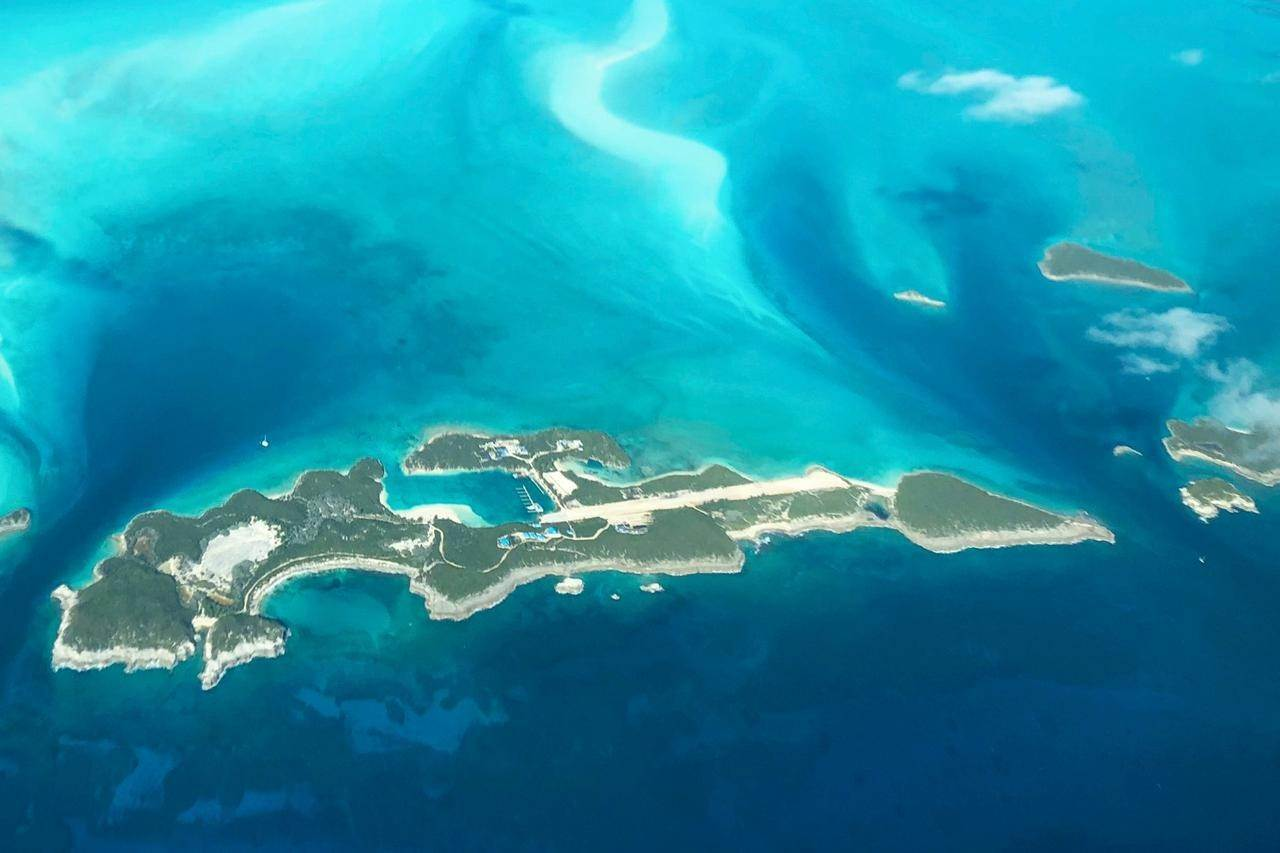Private Islands por un Venta en Other Exuma, Exuma Bahamas
