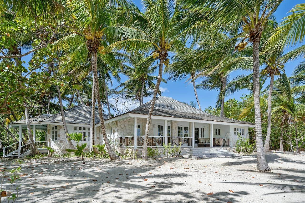Single Family Homes for Sale at Kamalame Cay, Andros Bahamas