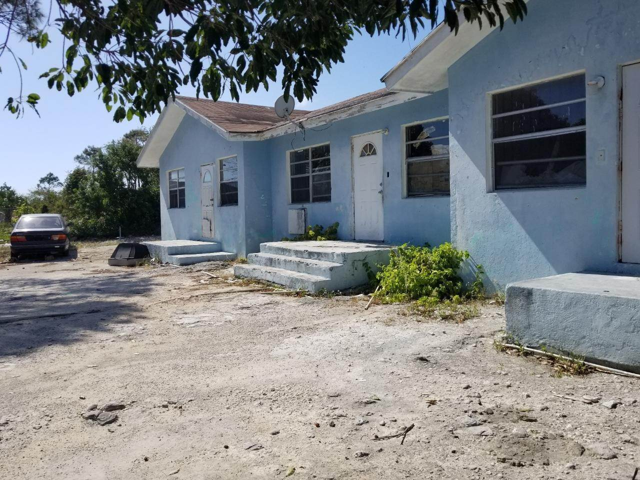 Multi-Family Homes for Sale at Millars Heights, Nassau And Paradise Island Bahamas