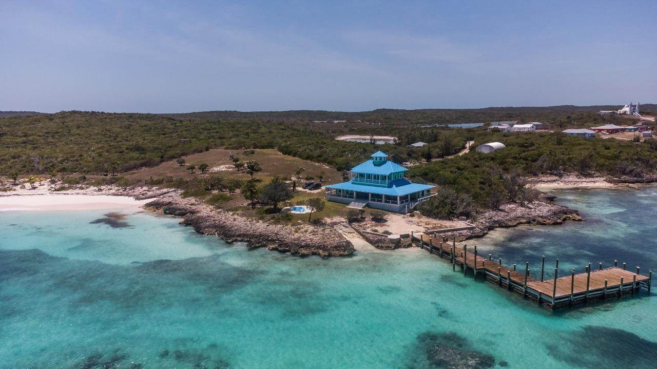 Single Family Homes for Sale at Clarence Town, Long Island Bahamas